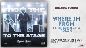 From The NH To The Stage BY Quando Rondo